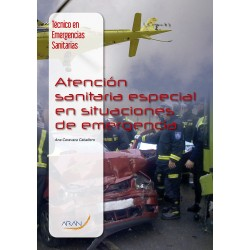 TES Atención sanitaria especial en situaciones de emergencia