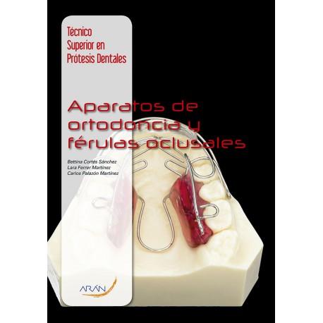Aparatos de ortodoncia y férulas oclusal